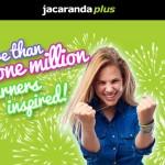 JacarandaPLUS reaches one million users
