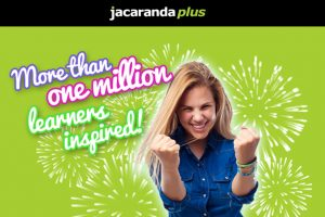 JacarandaPLUS reaches one million users