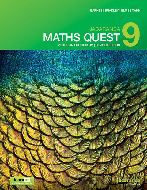 Jacaranda maths quest 9 victorian curriculum revised edition