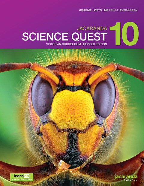 Jacaranda science quest 10 victorian curriculum revised edition