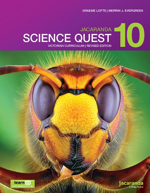Jacaranda science quest 10 victorian curriculum revised edition