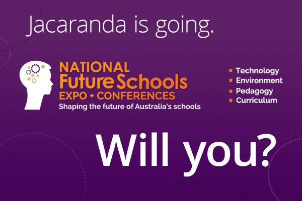 The National FutureSchools Expo and Conference: will you be there?