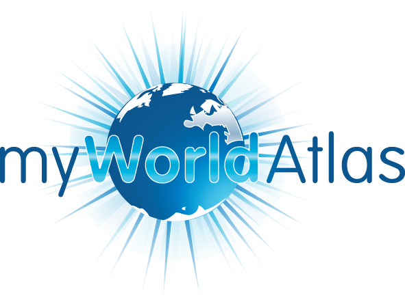 myWorld Atlas logo