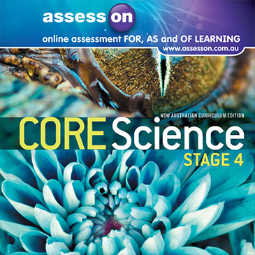 Core Science Stage 4 NSW Australian Curriculum Edition