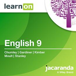 English 9 Victorian Curriculum
