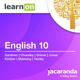 English 10 Victorian Curriculum
