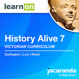 History Alive 7 Victorian Curriculum