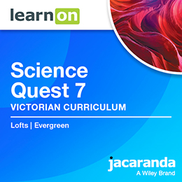 Science Quest 7 Victorian Curriculum