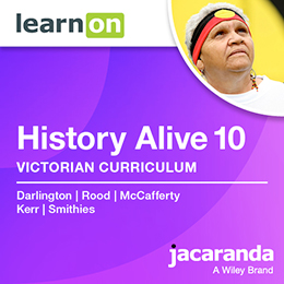 History Alive 10 Victorian Curriculum