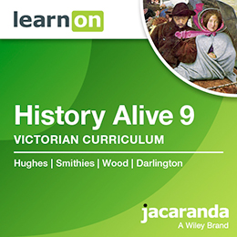 History Alive 9 Victorian Curriculum