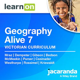Geography Alive 7 Victorian Curriculum