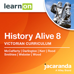 History Alive 8 Victorian Curriculum