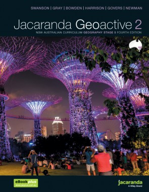 Jacaranda Geoactive 2 NSW Australian Curriculum Stage 5 Fourth Edition
