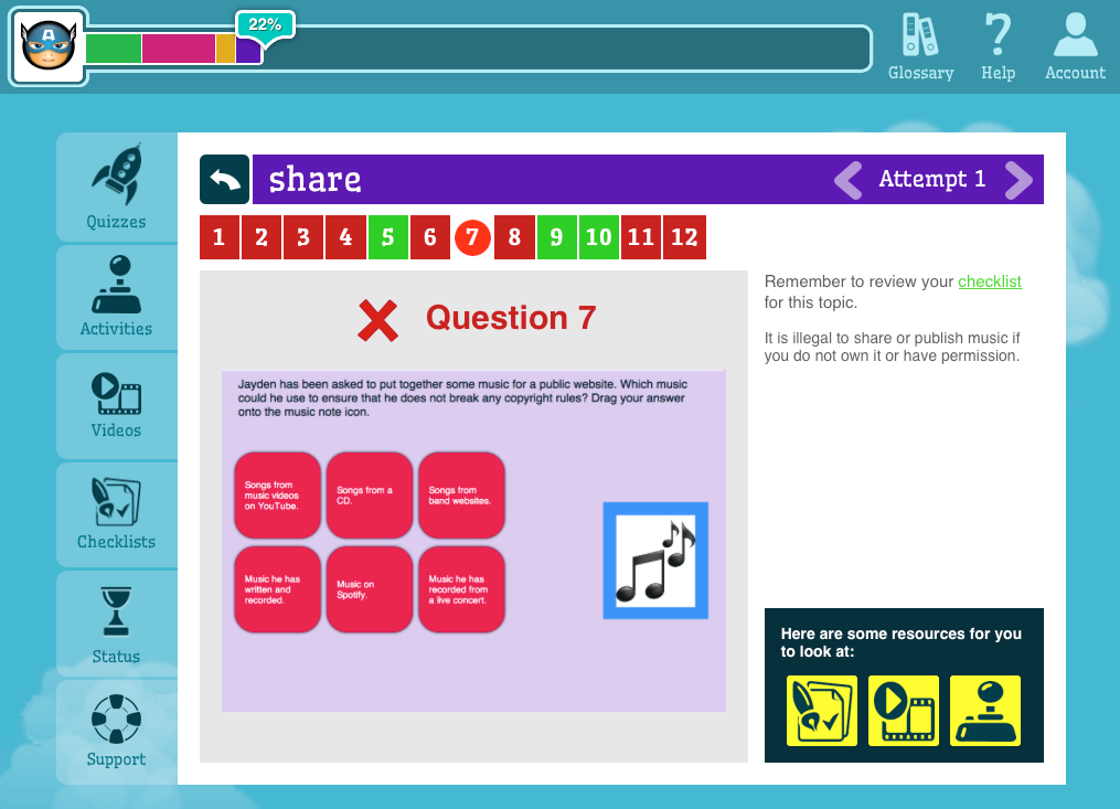 Jacaranda Digital Citizenship - review