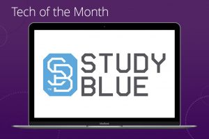 Tech of the Month: StudyBlue
