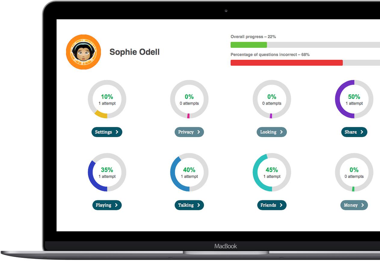 Jacaranda Digital Citizenship screenshot