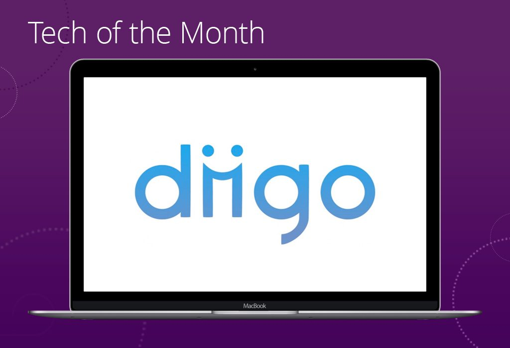 Tech of the Month: Diigo