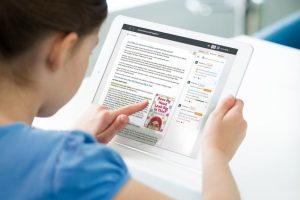 How to get students to read deeply on digital devices