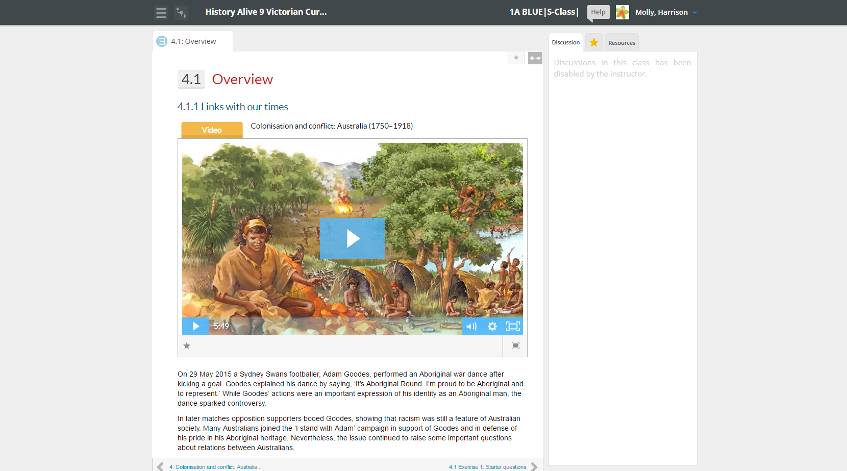 learnON Humanities video