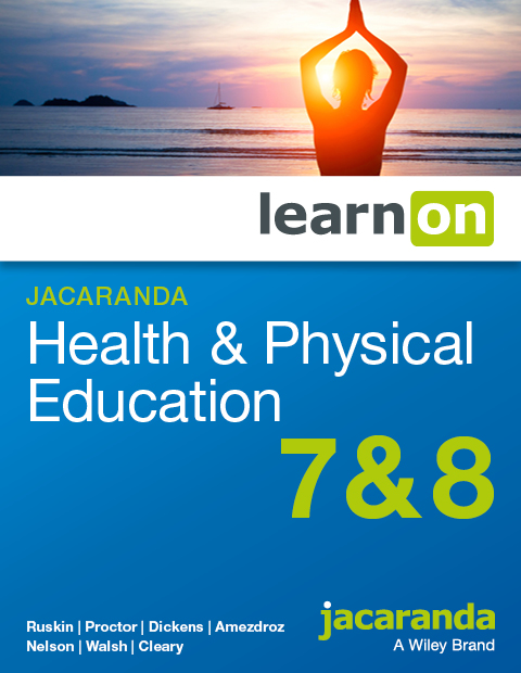 Jacranda Health and Physical Education 7 and 8