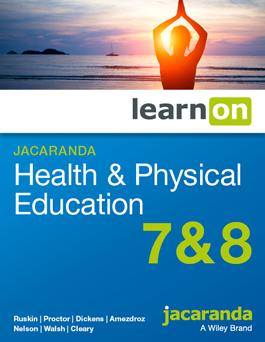 Health and physical education jacaranda discover the jacaranda health physical education series fandeluxe Choice Image