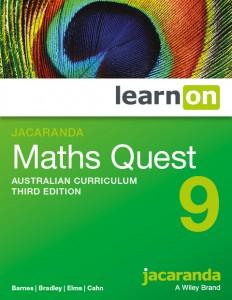 Jacaranda Maths quest 9 australiand curriculum third edition 9