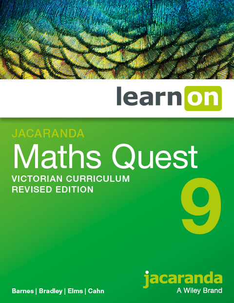 Jacarand Maths Quest 9 Victorian curriculum revised edition