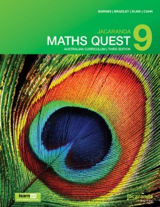 Jacaranda maths quest 9 australian curriculum third edition