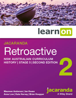 Jacaranda Retroactive 2 NSW Stage 5 second edition