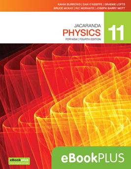 Jacaranda physics 11 for NSW fourth edition eBookPlus