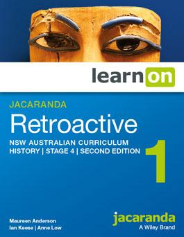 Jacaranda Retroactive 1 NSW curriculum history stage 4 second edition