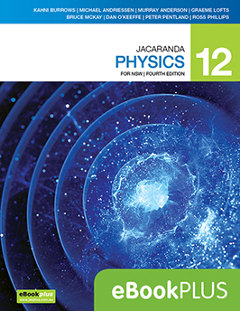 Jacaranda Physics 12 for NSW 4e eBookPLUS