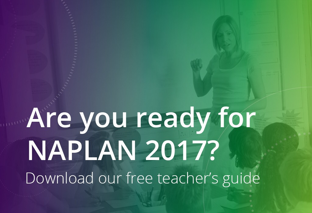 Are you ready for NAPLAN 2017?