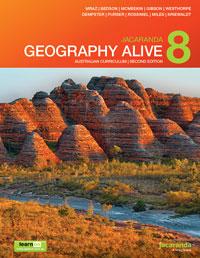Jacaranda Geography Alive 8 Australian Curriculum
