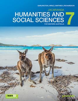 Jacaranda Humanities and Social Sciences 7 for Western Australia