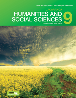Humanities and Social Sciences 9 for Western Australia
