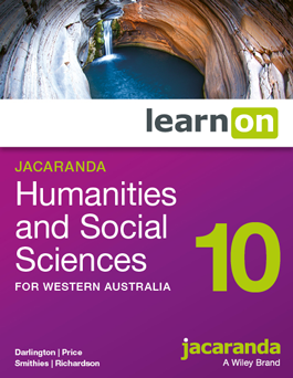 Humanities and Social Sciences 10 for Western Australia