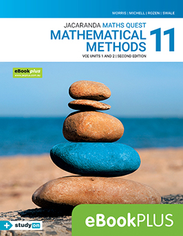 Mathematical methods VCE units 1 & 2