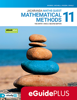 Vce Mathematics Jacaranda