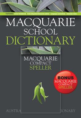 Macquire School Dictionary