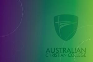 Australian Christian College Background