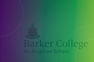 Barker College An Anglican School Background