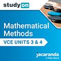 studyON Mathematical Methods VCE Units 3&4