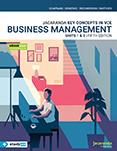 Key Concepts in VCE Business Management Units 1&2 5e eBookPLUS & Print
