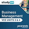 studyON Business Management VCE units 3&4