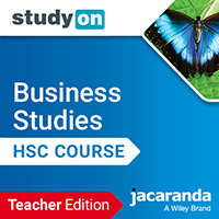 Business Studies in Action HSC course teacher edition