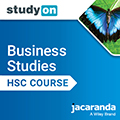 studyON Business Studies HSC Course