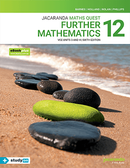 Maths Quest 12 Further Mathematics 6e VCE Units 3 and 4