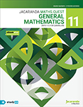 Jacaranda Maths Quest 11 General Mathematics Units 1&2 QLD