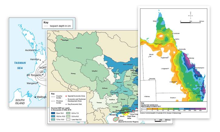 Jacaranda-Senior-Geography-for-Queensland-maps